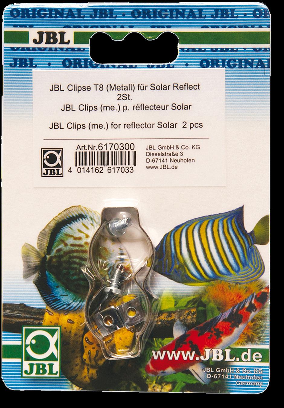 JBL svorky T8 SOLAR Reflect