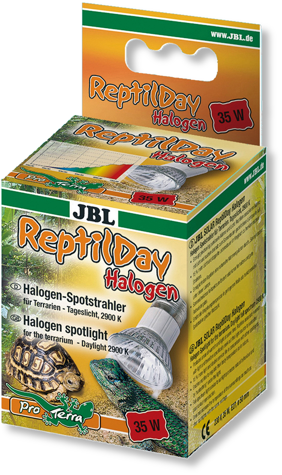 JBL ReptilDay Halogen 35 W