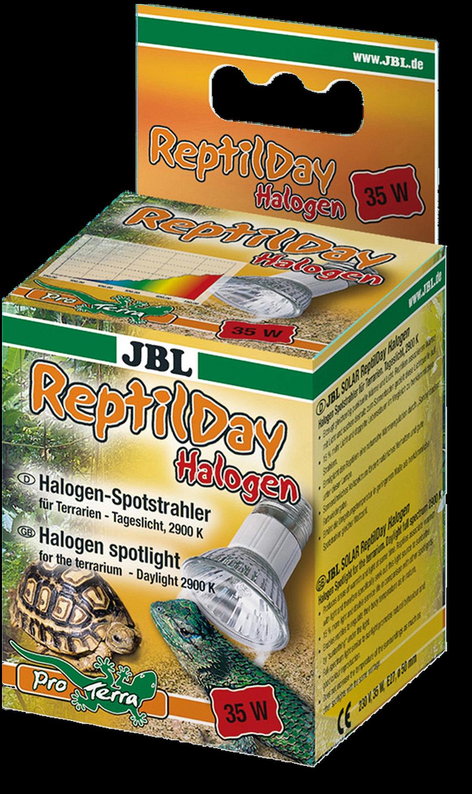 JBL ReptilDay Halogen 50 W