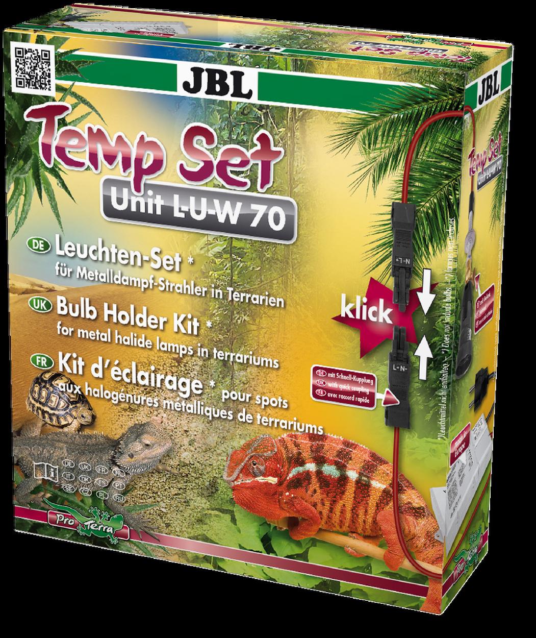 JBL TempSet Unit L-U-W 35 W