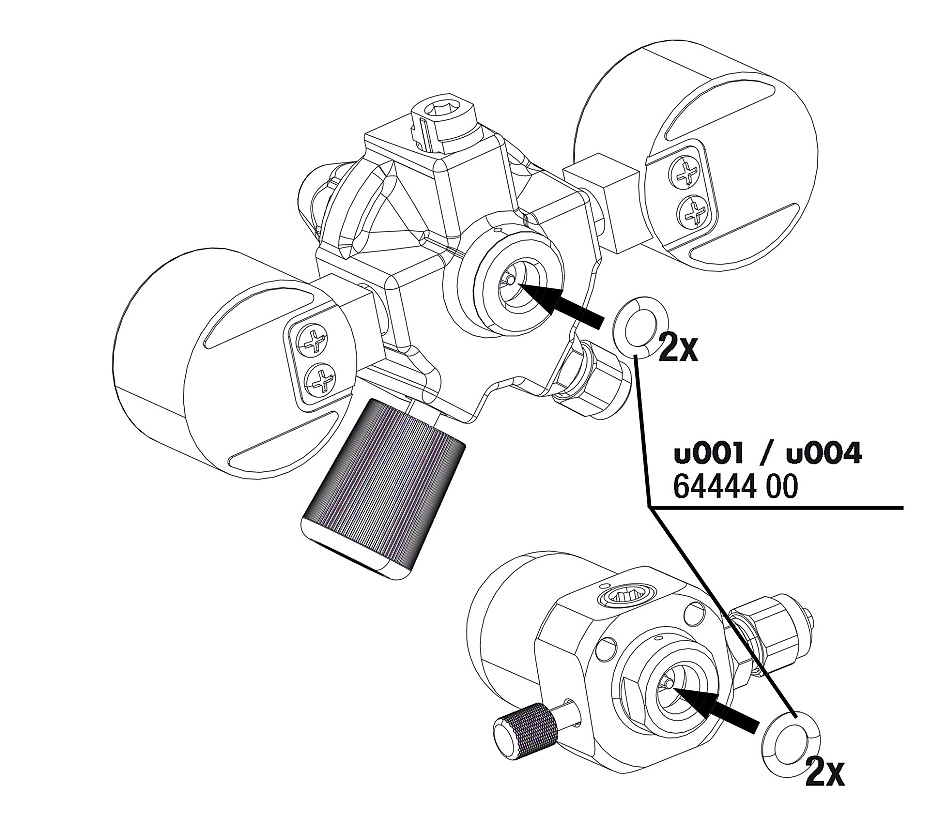 JBL O kroužek pro u-systém