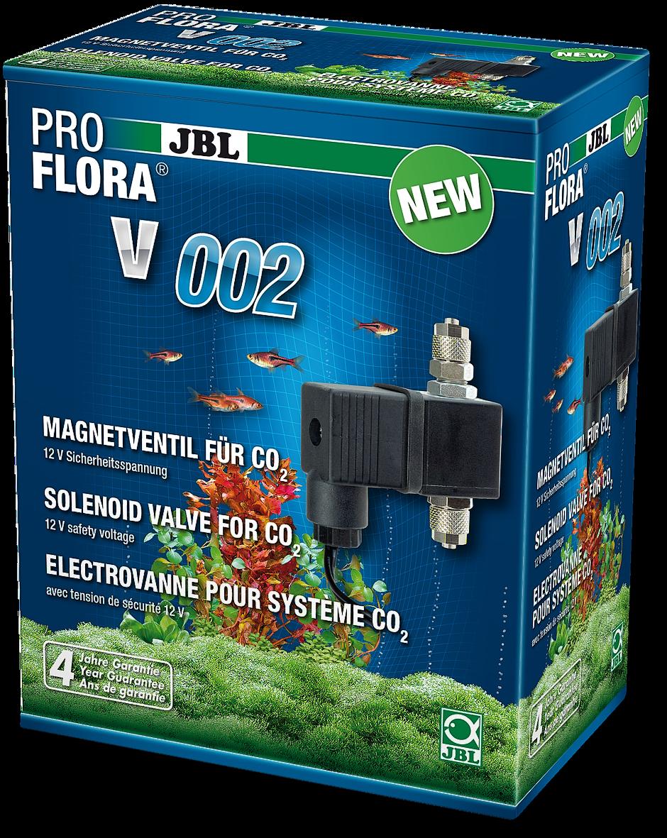 JBL ProFlora v002 - elektromagnetický ventil