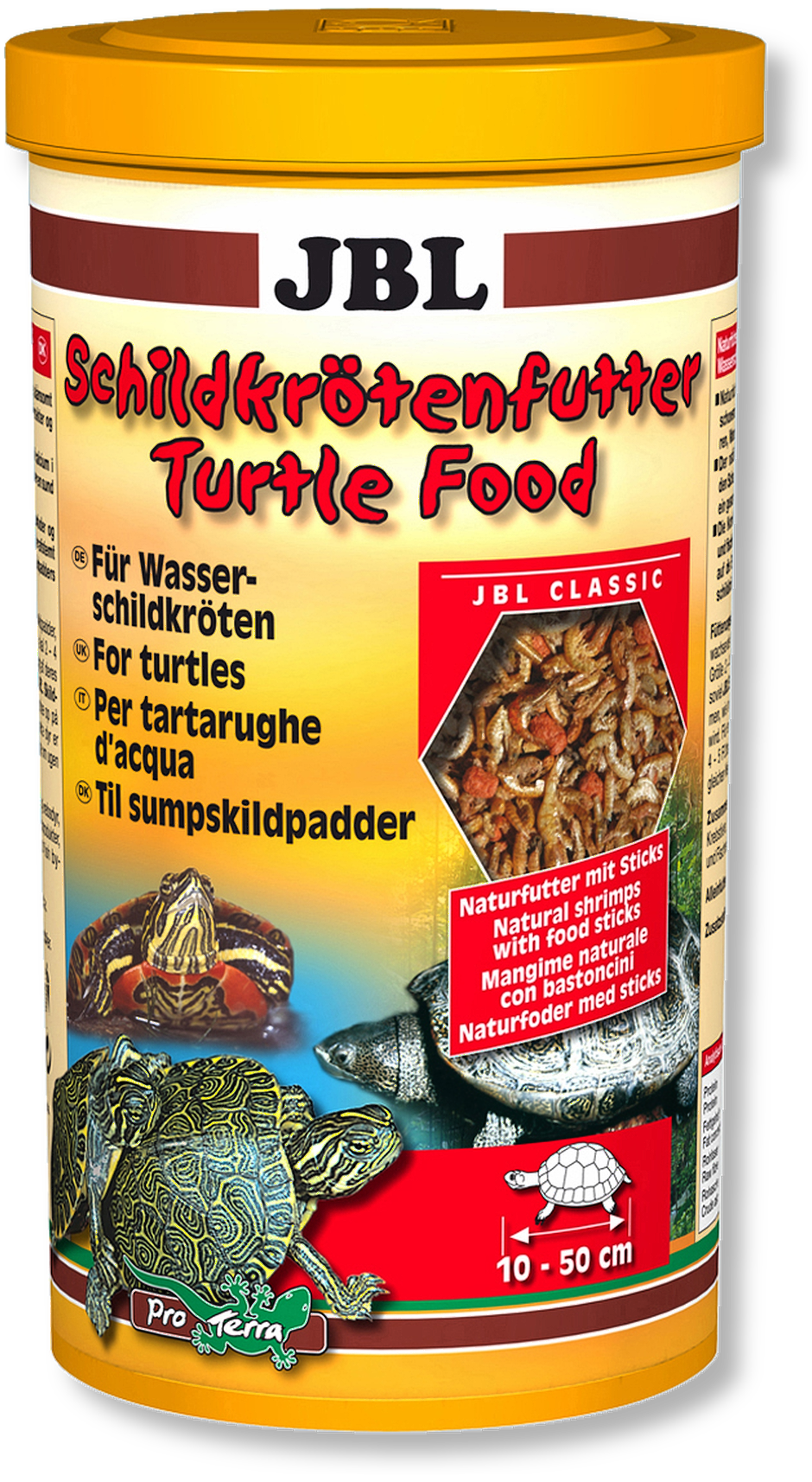 JBL Turtle Food 250 ml