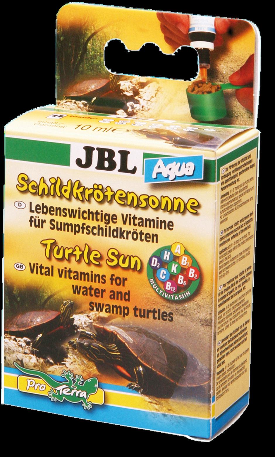 JBL Turtle Sun aqua - 10 ml