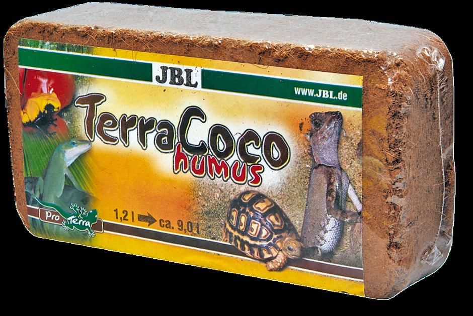 JBL TerraCoco Humus 600 g, 9l