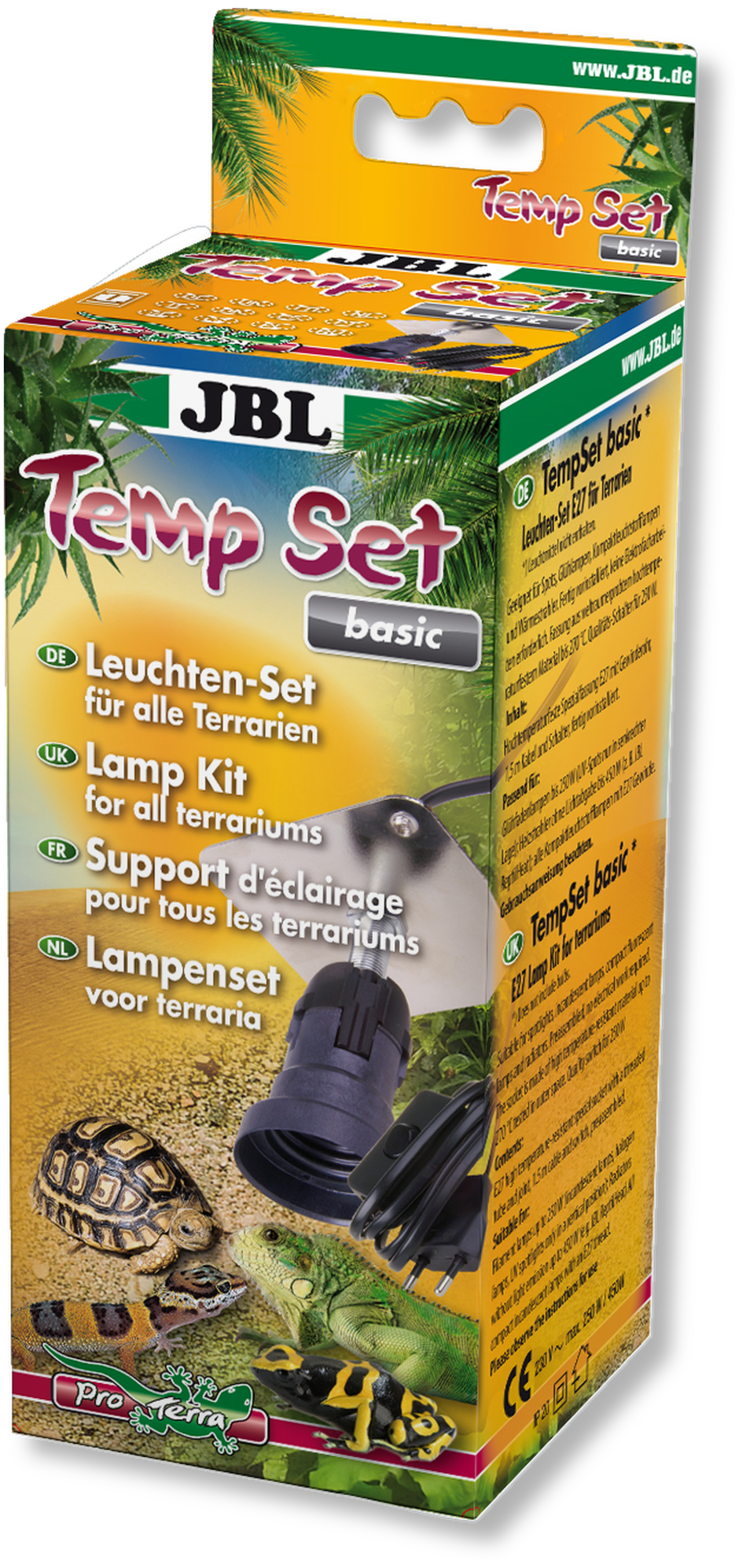 JBL TempSet basic