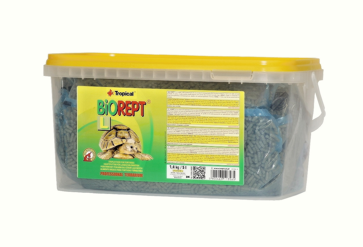 Tropical Biorept L - 5 000ml/1 400g