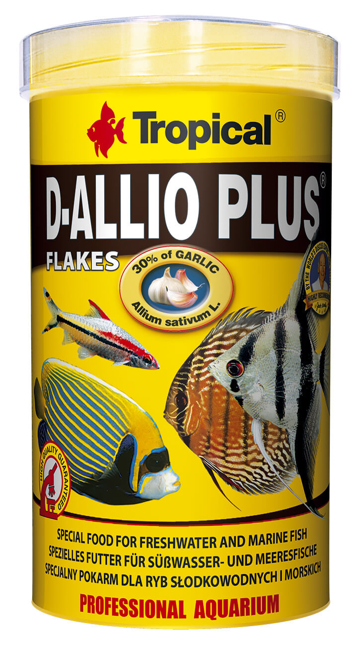 Tropical D-Allio Plus - 100ml/20g