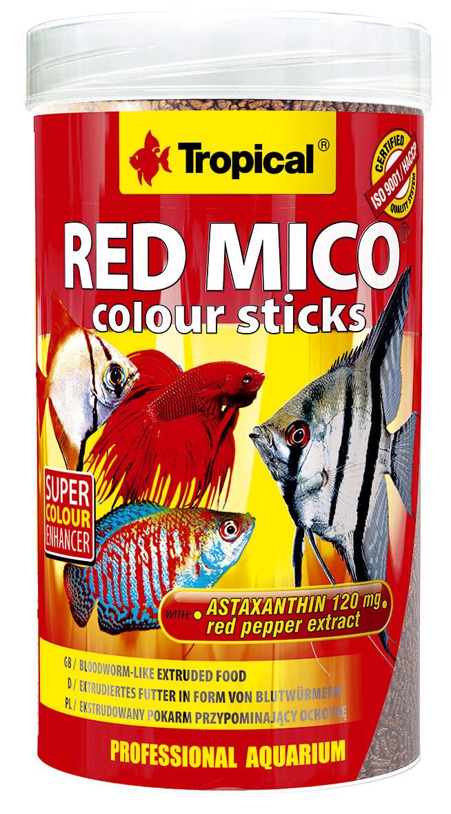 Tropical Red Mico Colour Stick - 100ml/32g