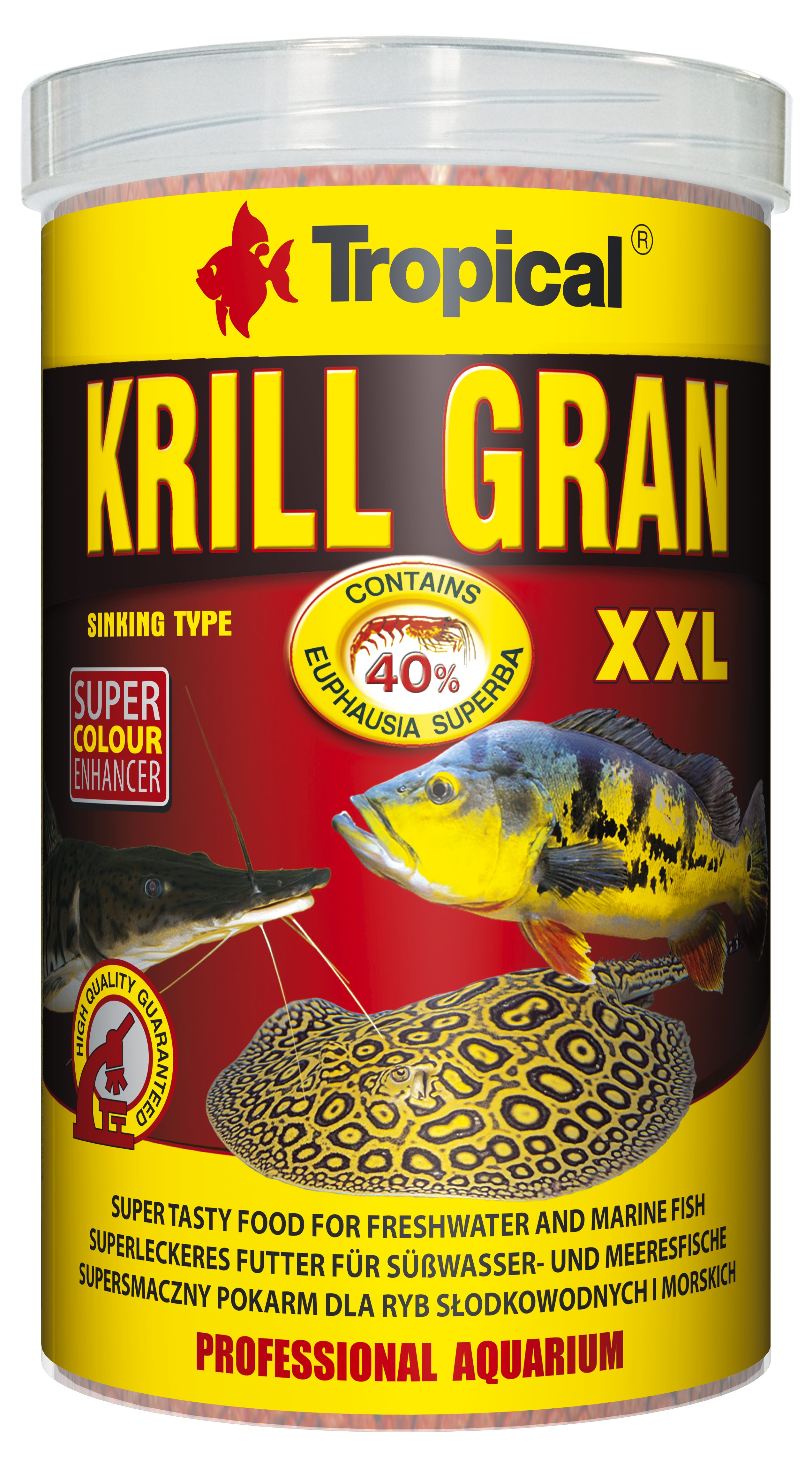Tropical Krill Gran XXL - 250ml /125g