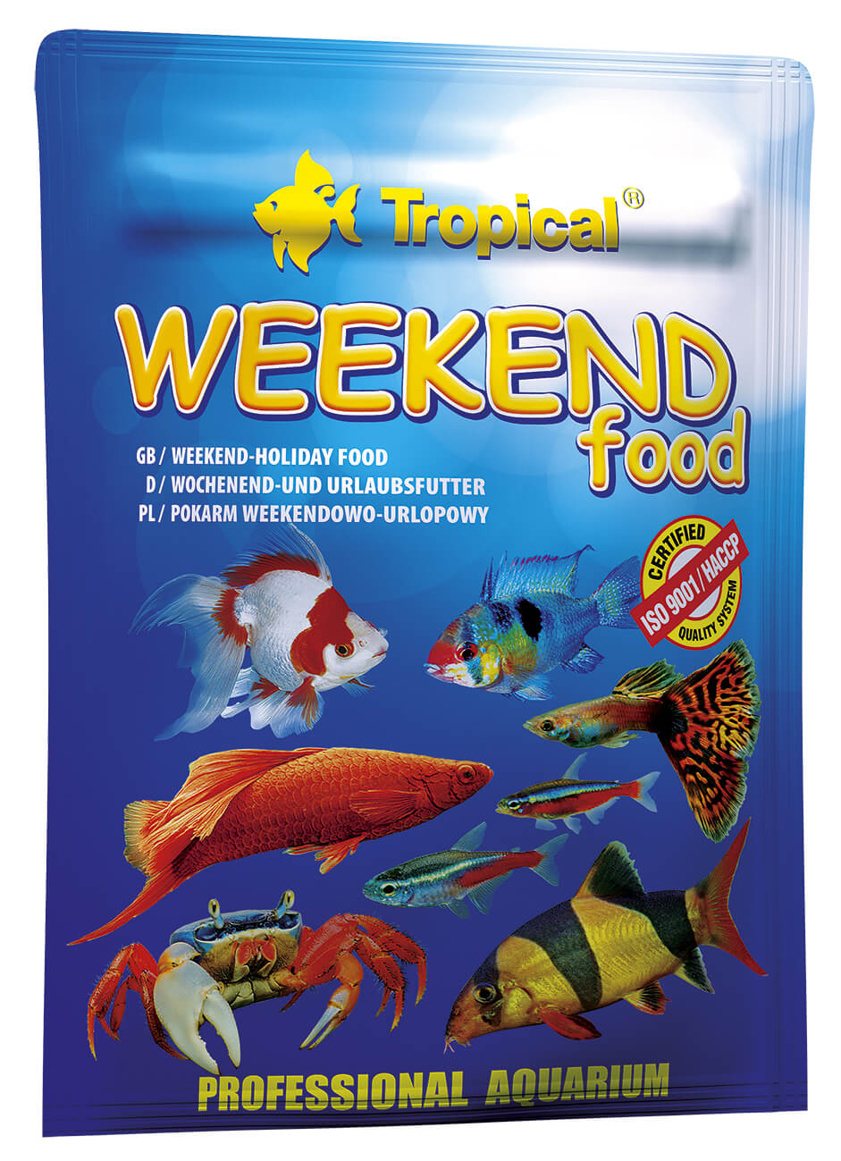 Tropical Weekend Food - 20g