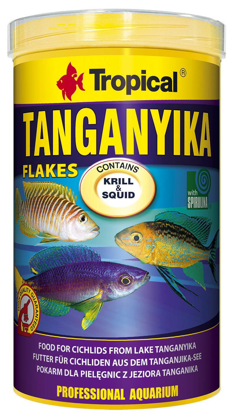 Tropical Tanganyika - 100ml /20g