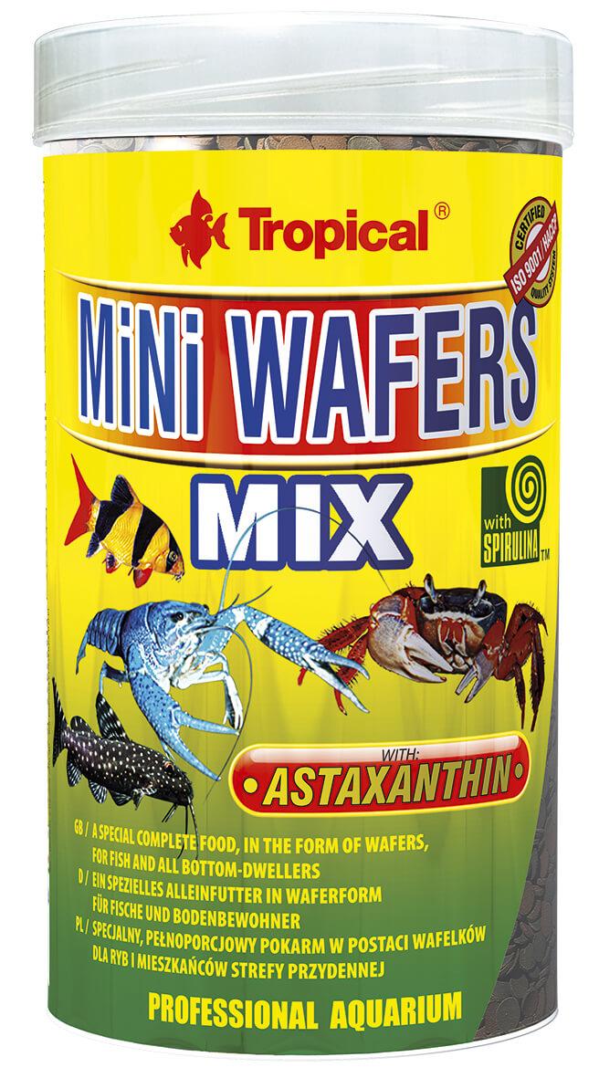 Tropical Mini Wafers Mix - 100ml/55g