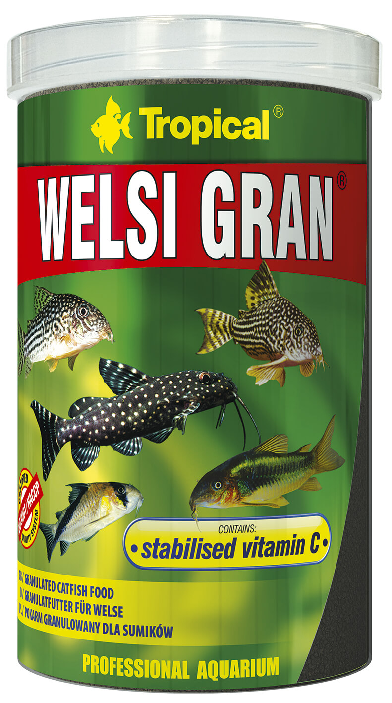 Tropical Welsi Gran - 1000ml/650g
