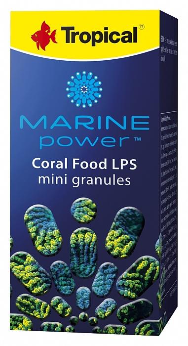 Tropical Marine Power Coral Food LPS Mini Granulát - 100ml/70g