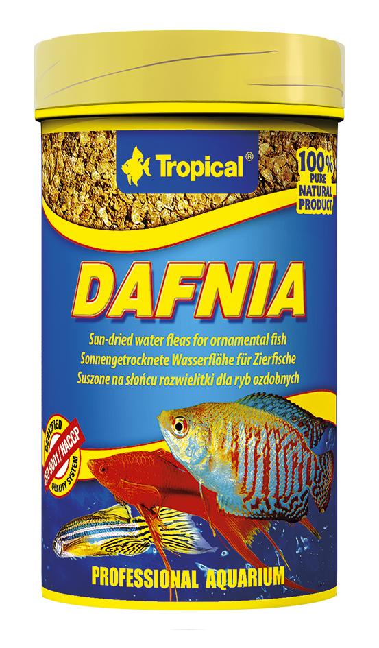 Tropical Dafnia Natural - 100ml/18g