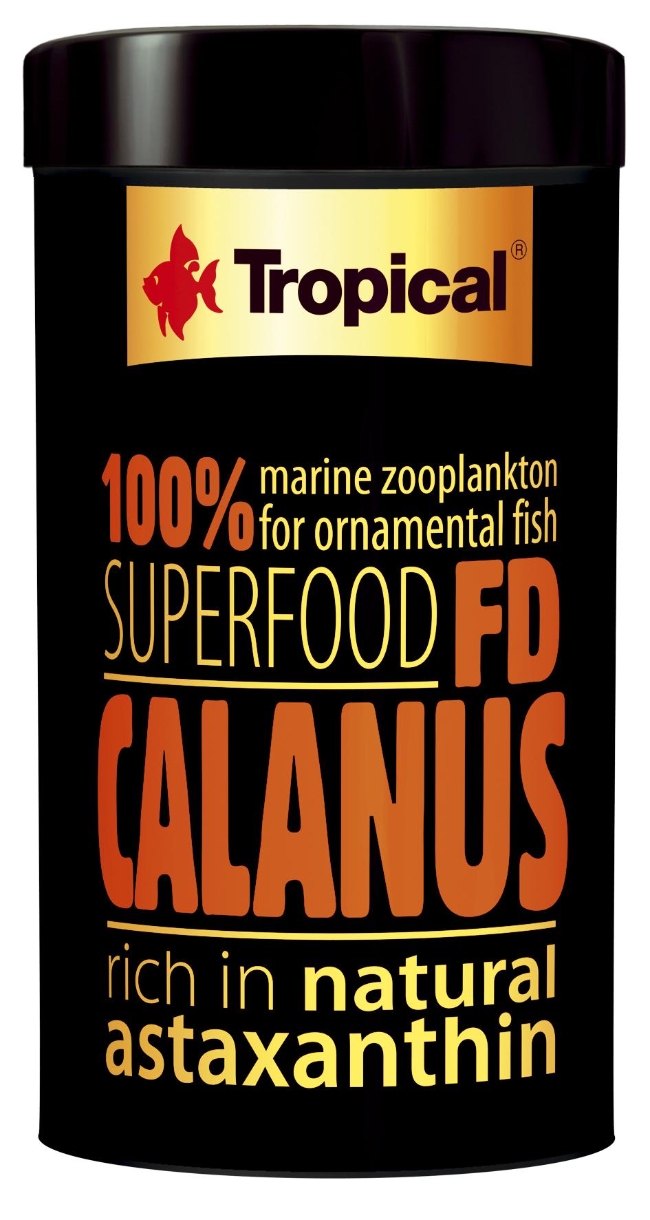 Tropical FD Calanus - 100ml/12g