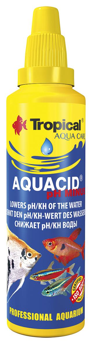 Tropical Aquacid pH Minus - 30 ml