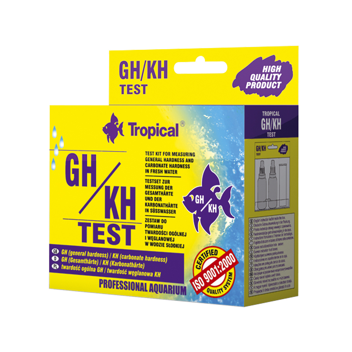 Tropical Test GH/KH