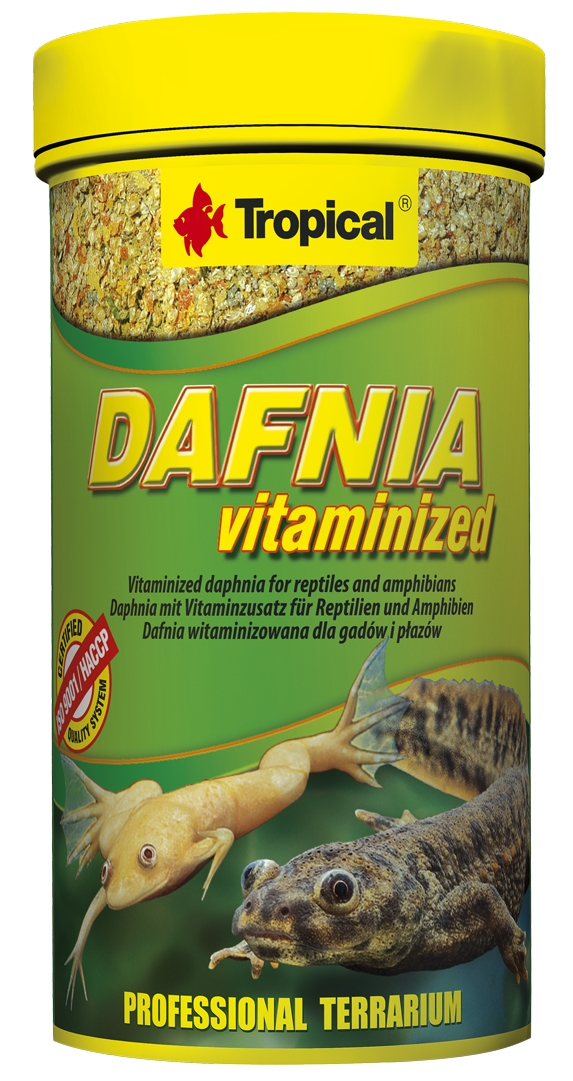 Tropical Dafnia Vitaminized - 250ml/40g