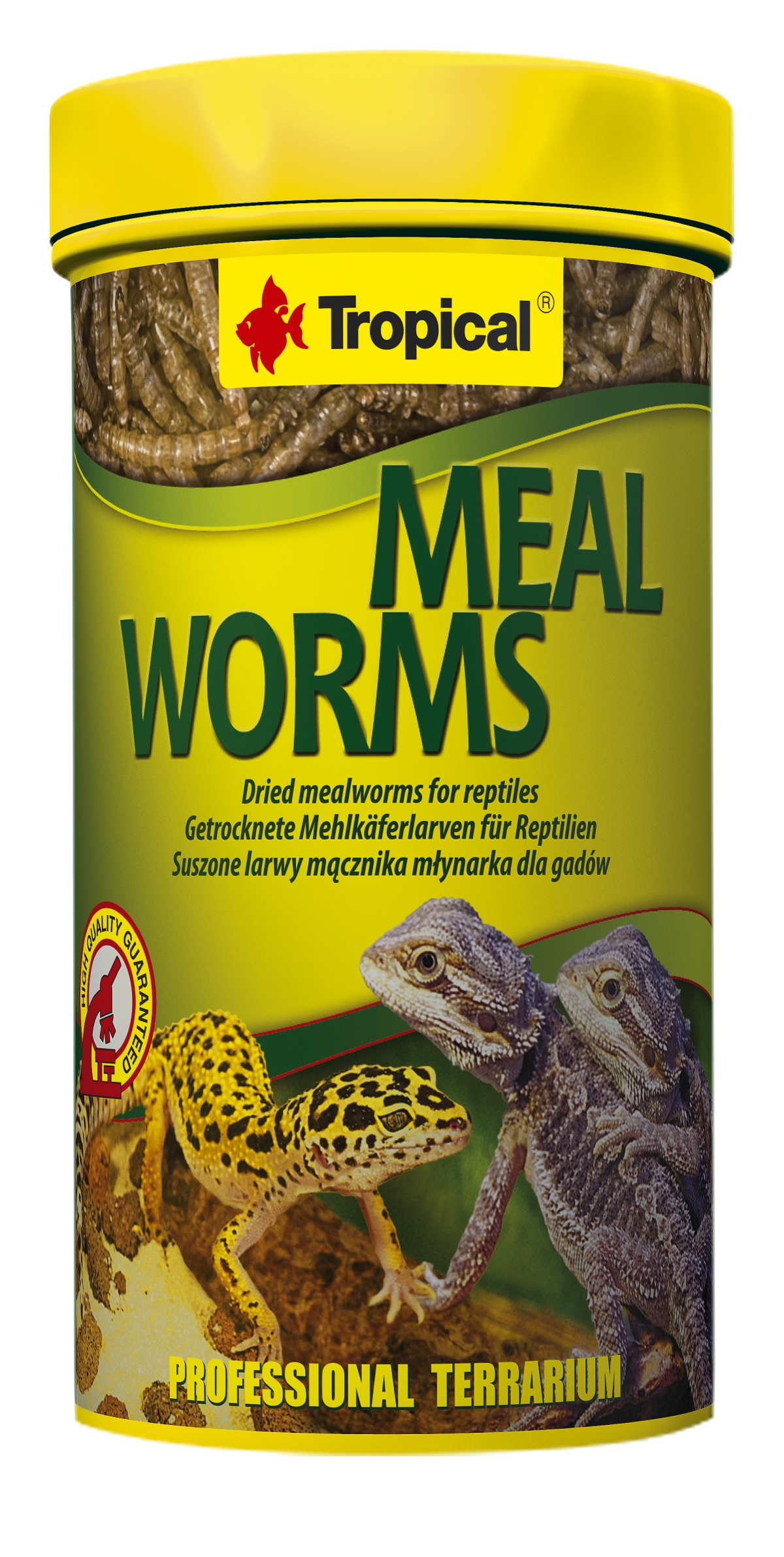 Tropical Meal Worms - 250ml/30g