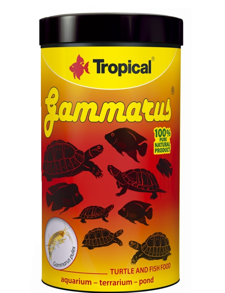 Tropical Gammarus - 500ml/60g