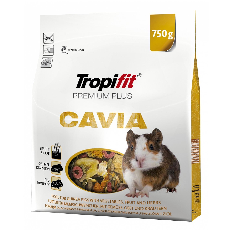 Tropifit Premium Plus Cavia - 2,5 Kg