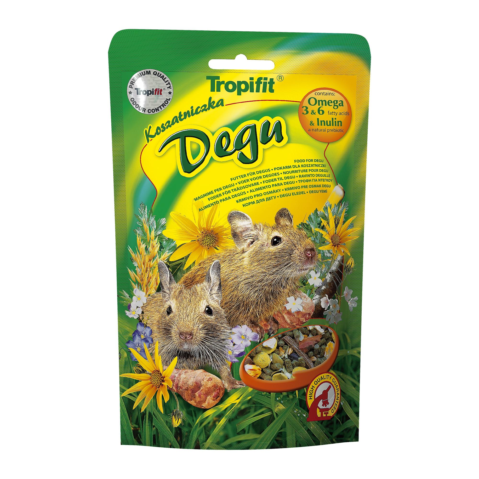 Tropifit Degu - 400g