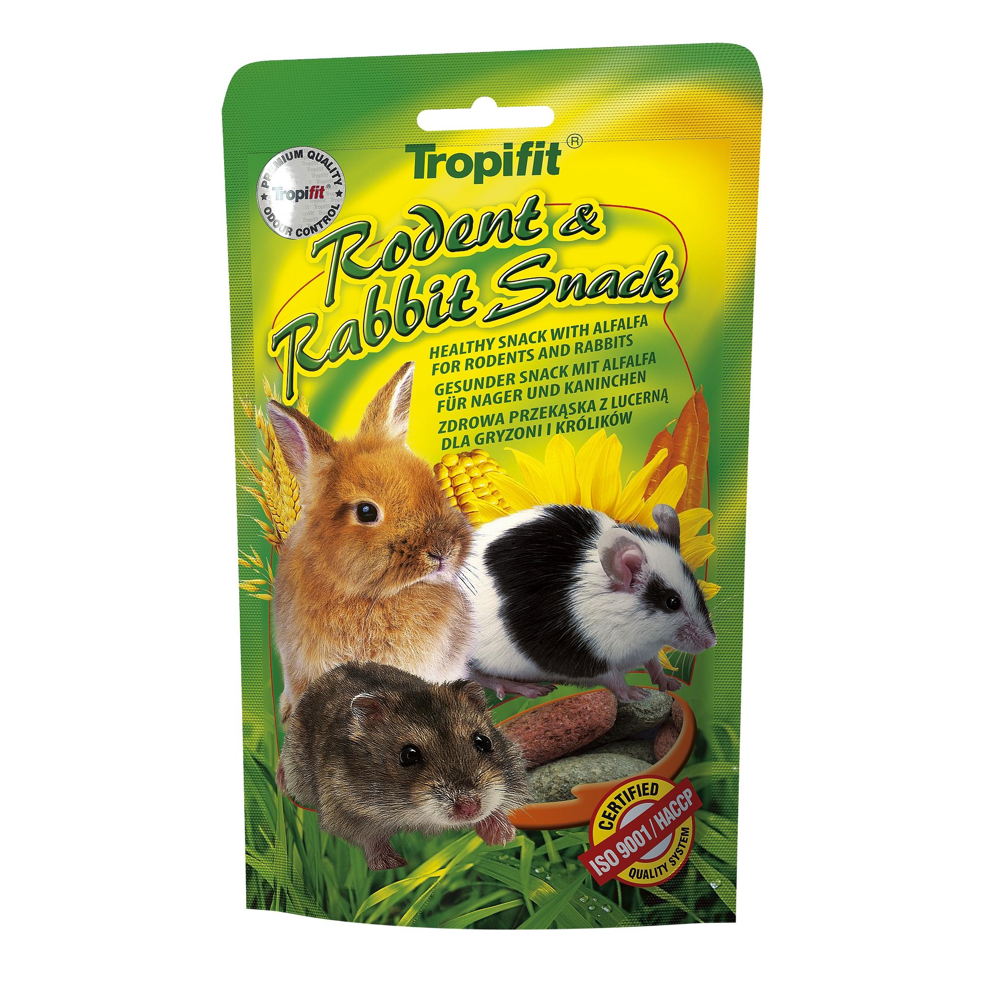 Tropifit Rodents & Rabbit Snack - 110g