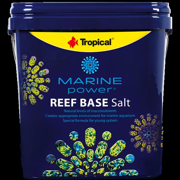 Tropical Marine Power Reef Base Salt - 10 Kg