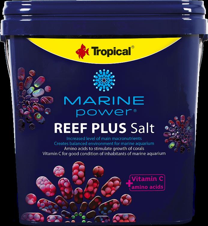 Tropical Marine Power Reef Plus Salt - 20 Kg