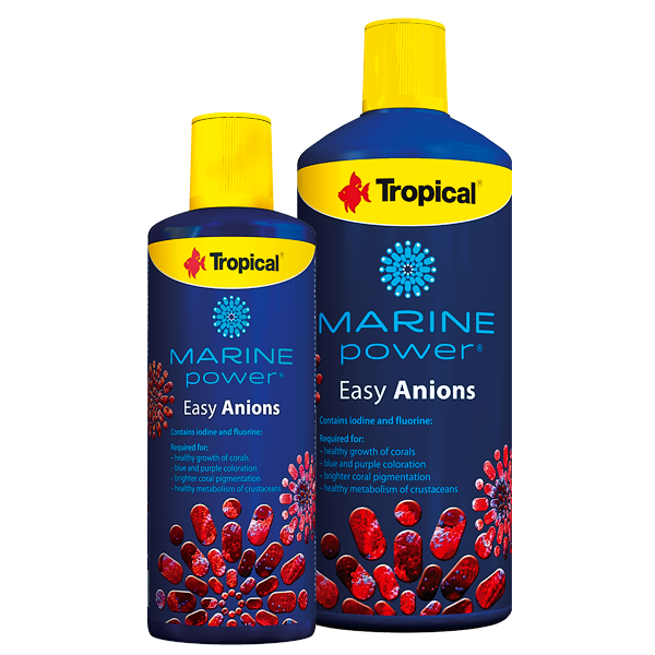 Tropical Marine Power Easy Anions  500ml