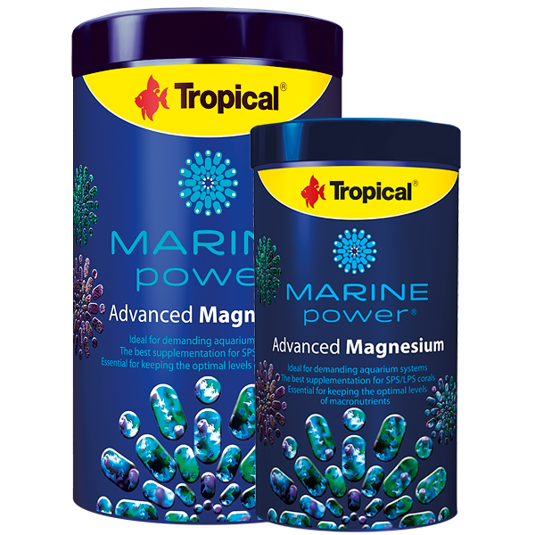 Tropical Marine Power Advance Magnesium  500ml/375g
