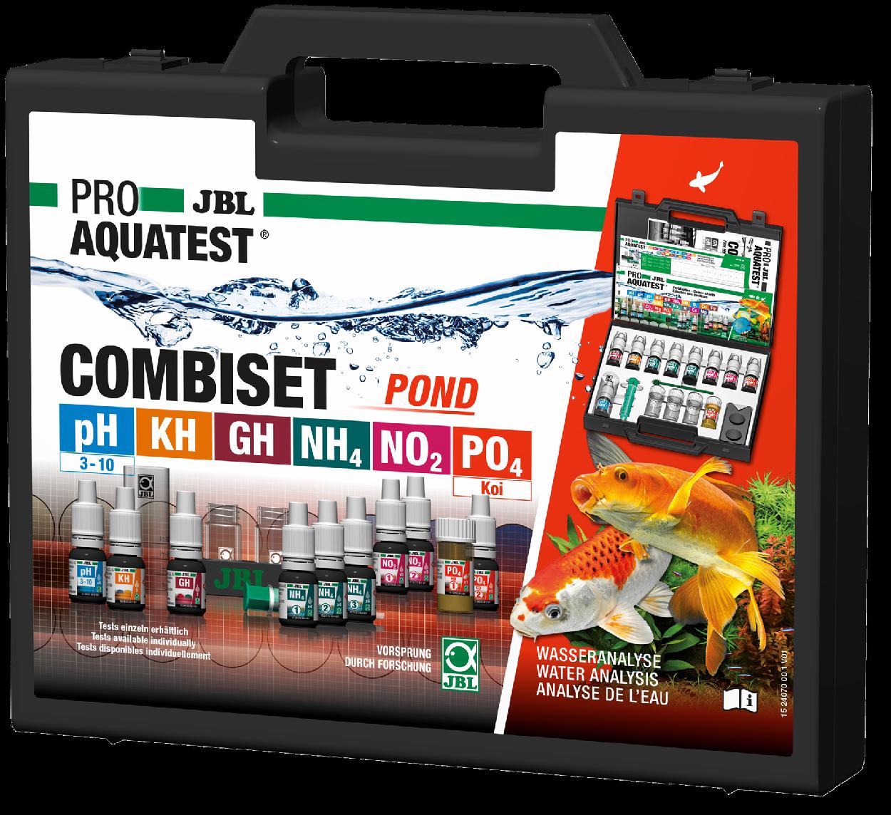 JBL ProaquaTest CombiSet Pond