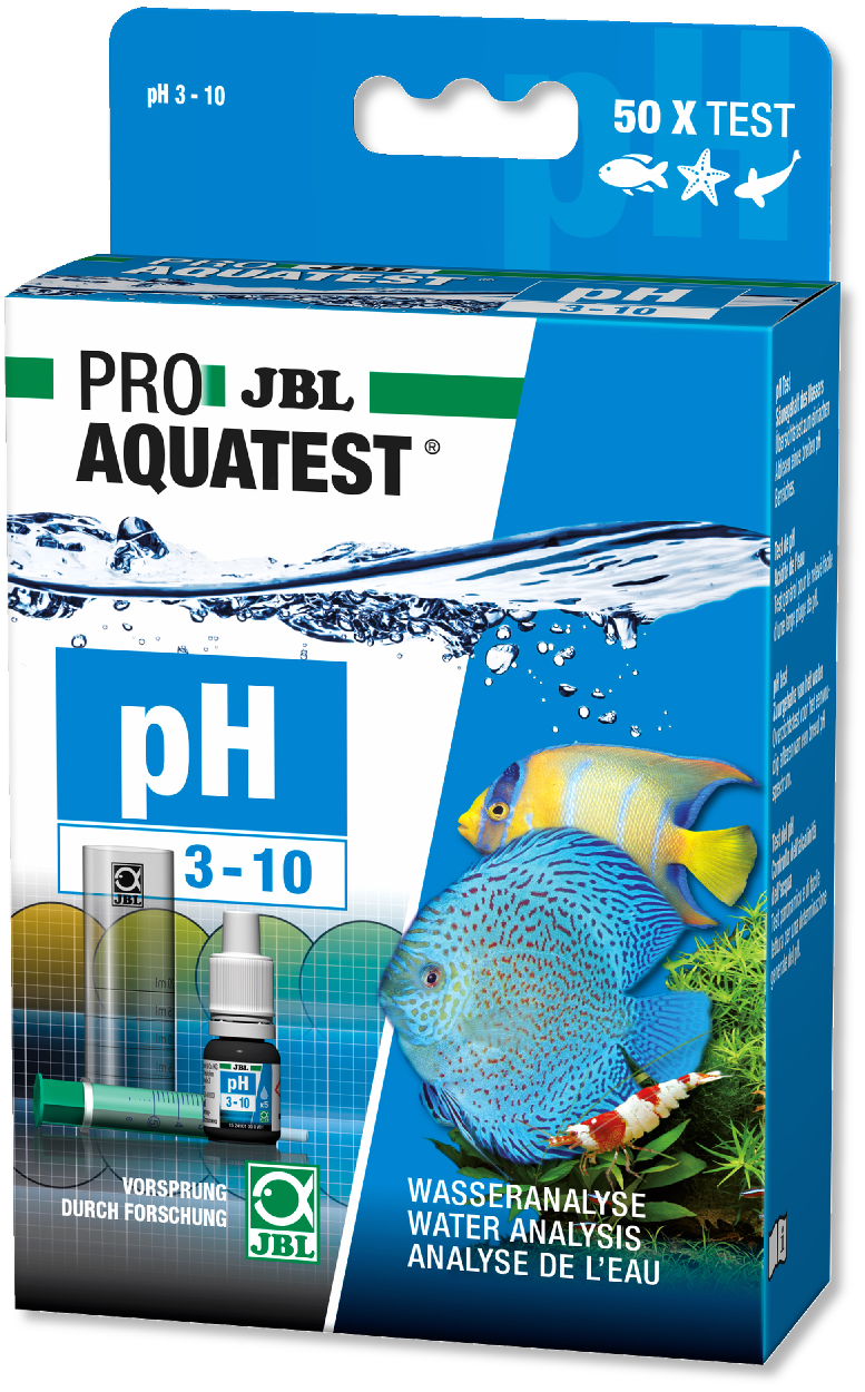 JBL ProaquaTest pH 3,0-10,0