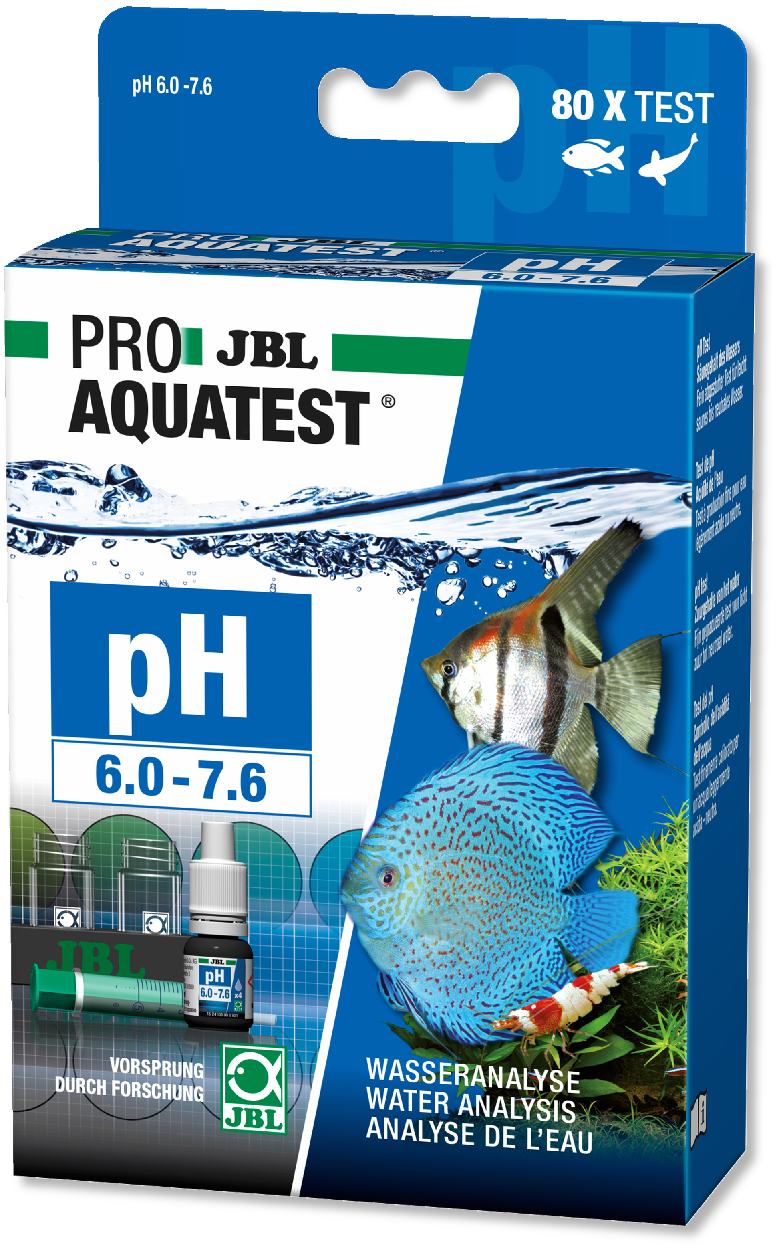 JBL ProaquaTest pH 6,0-7,6