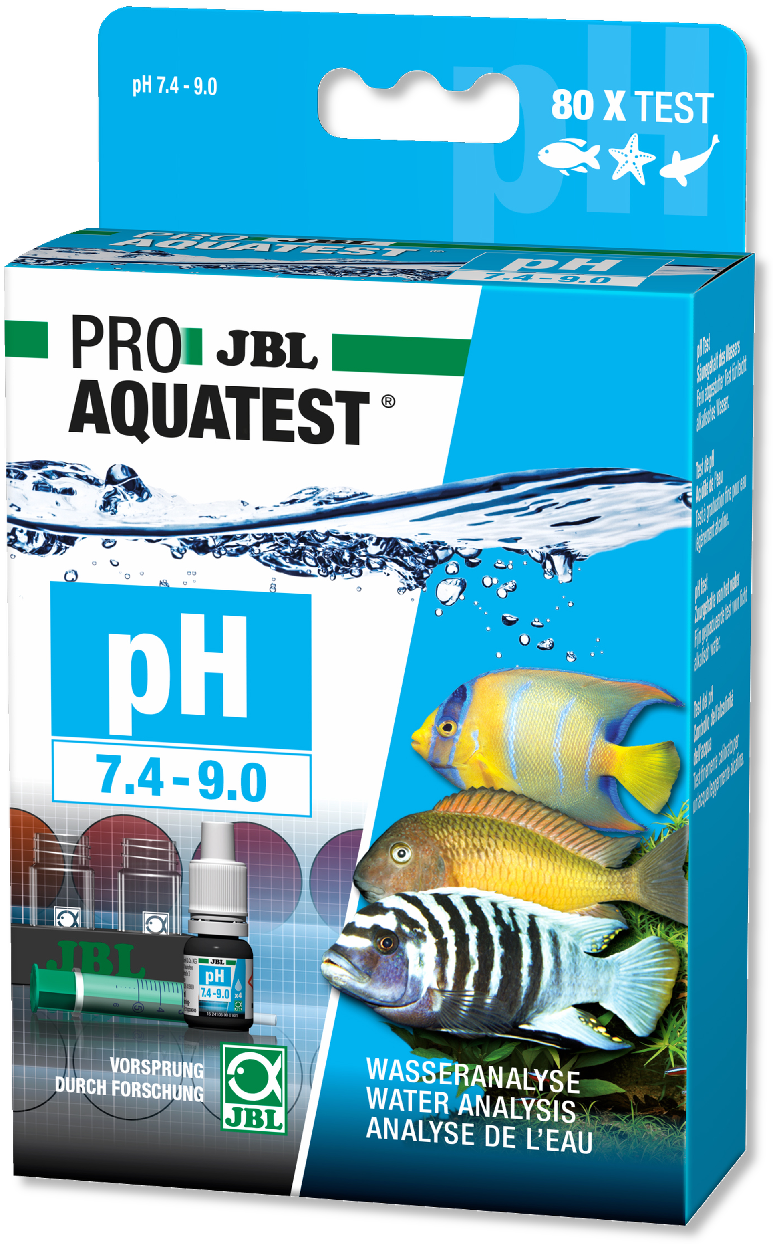 JBL ProaquaTest pH 7,4-9,0