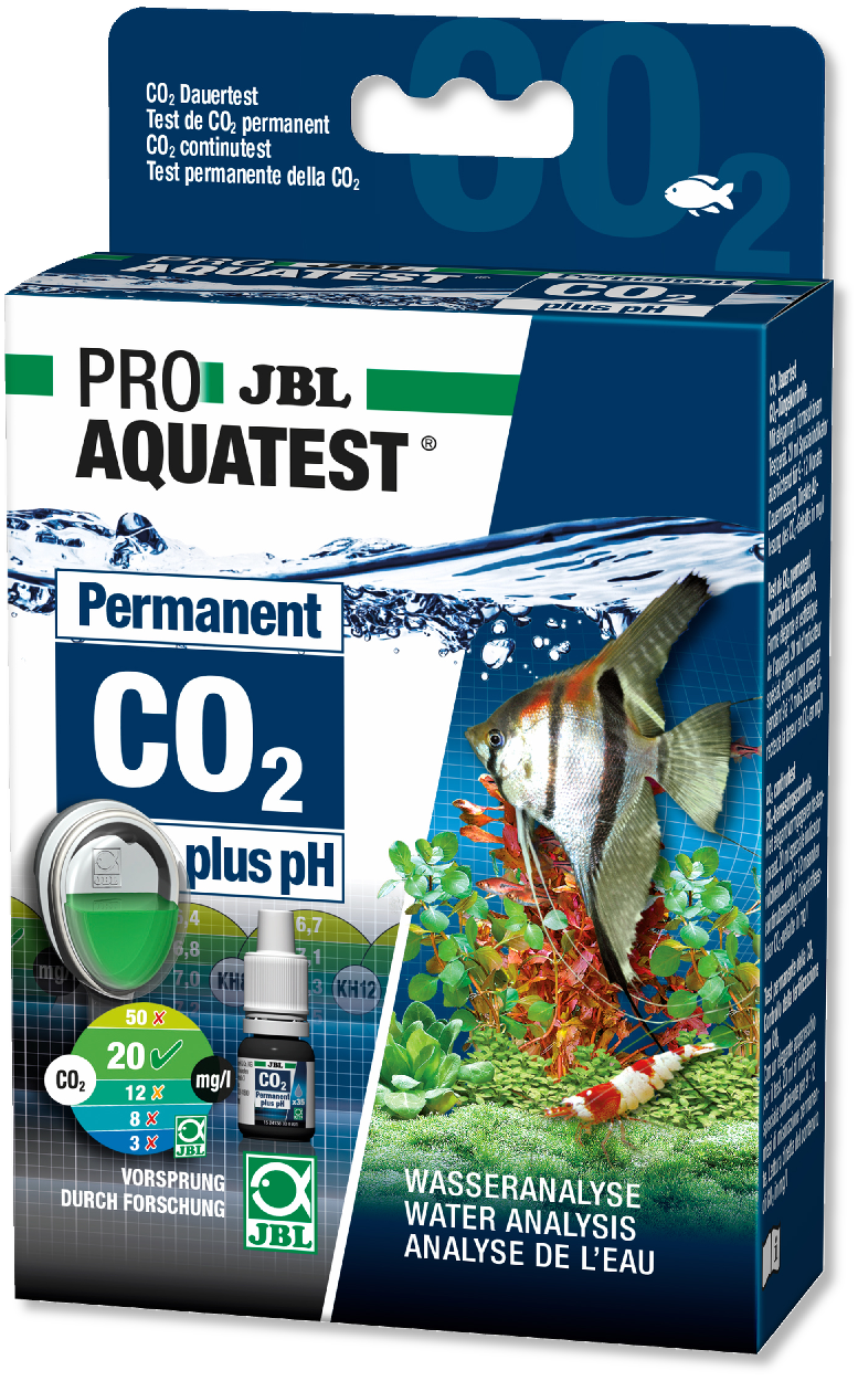 JBL ProaquaTest CO2/pH