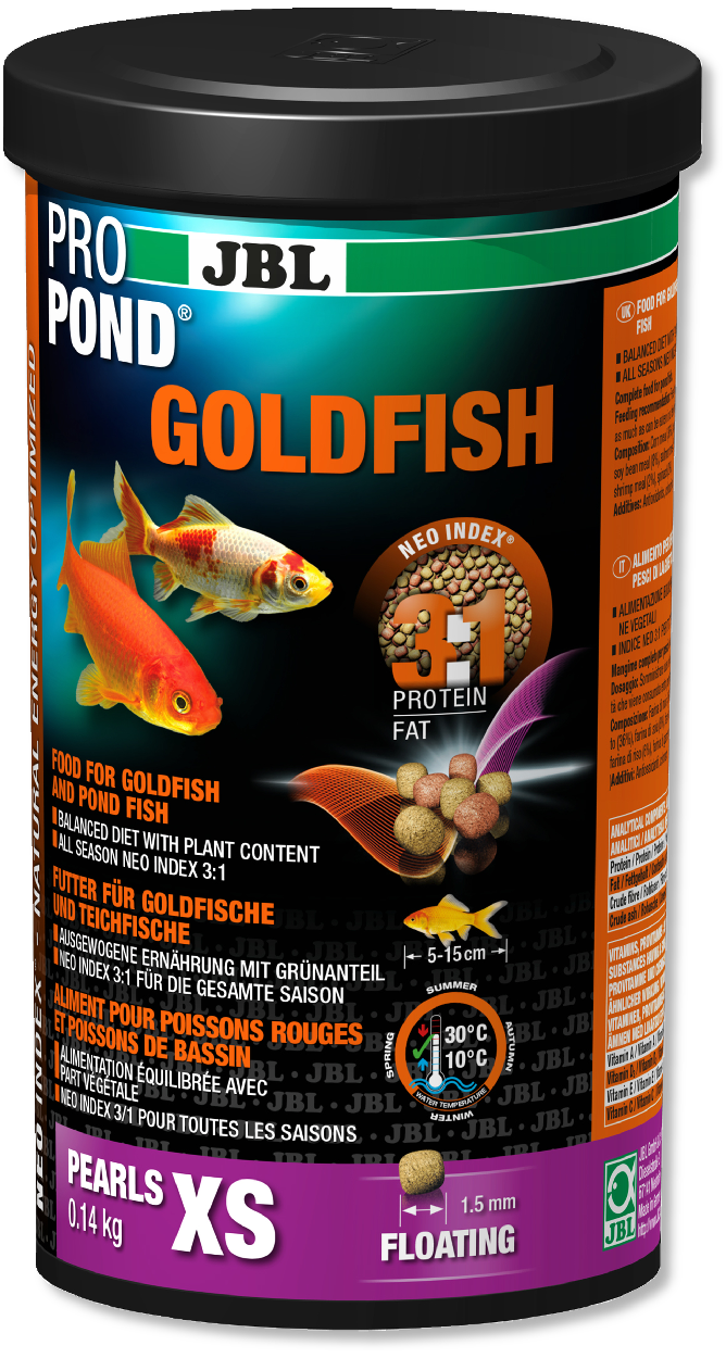 JBL ProPond GoldFish XS - 1 L