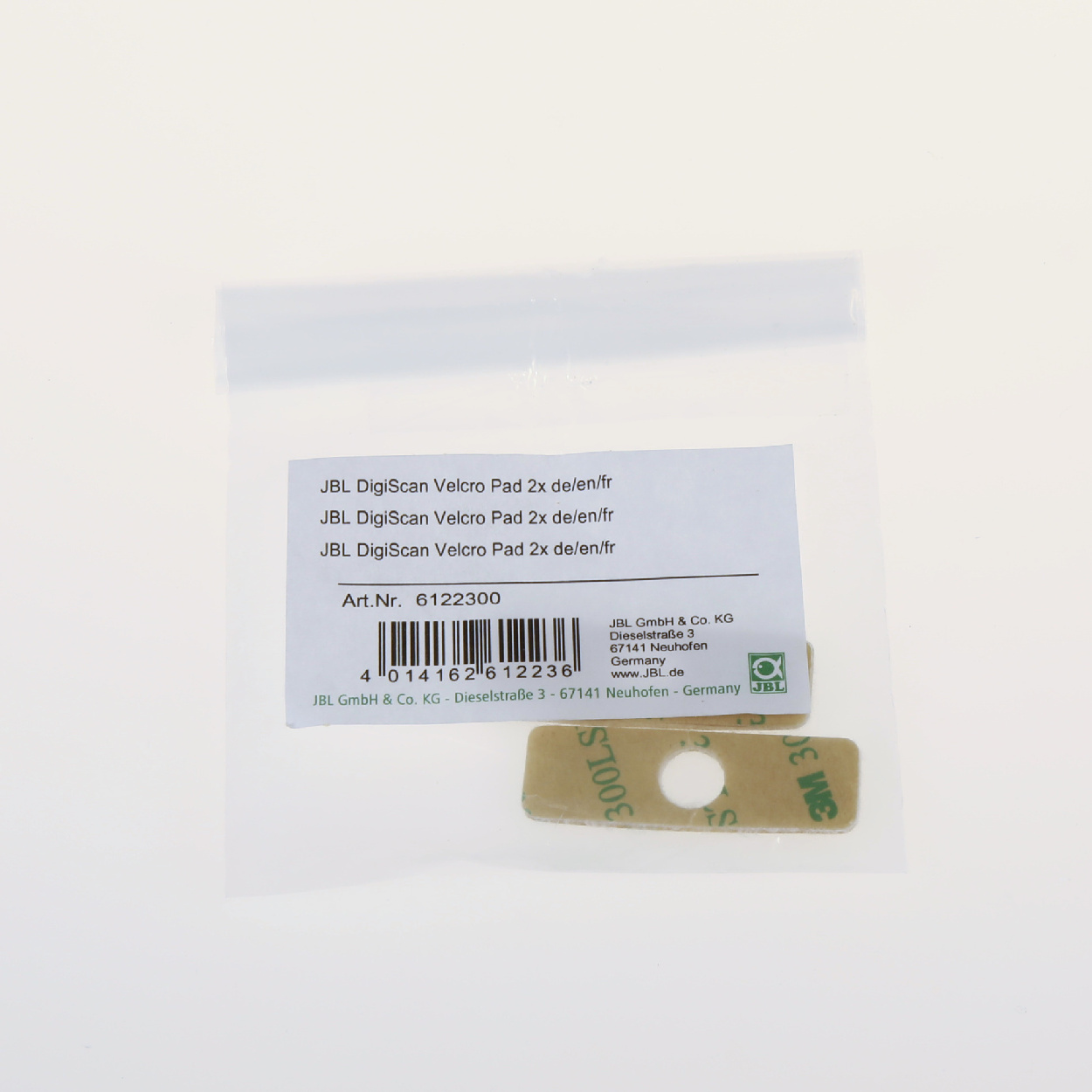 JBL DigiScan Velcro Pad 2x