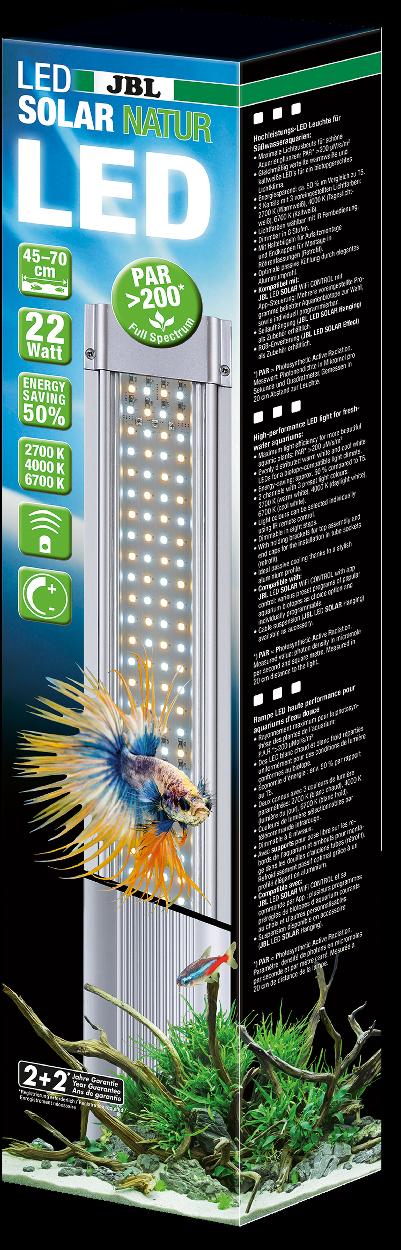 JBL LED SOLAR NATUR 37 W, 742mm