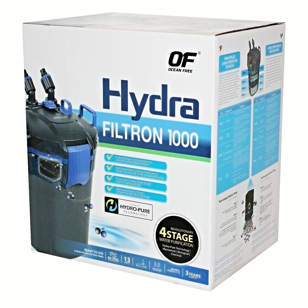 Ocean Free Hydra Filtron 1000