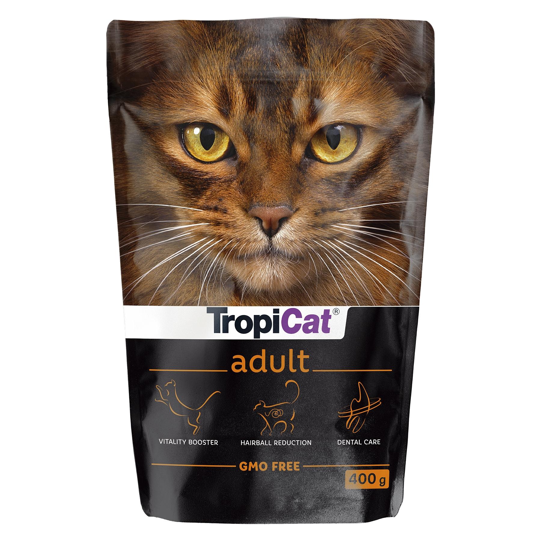 TropiCat Premium Adult - 400 g