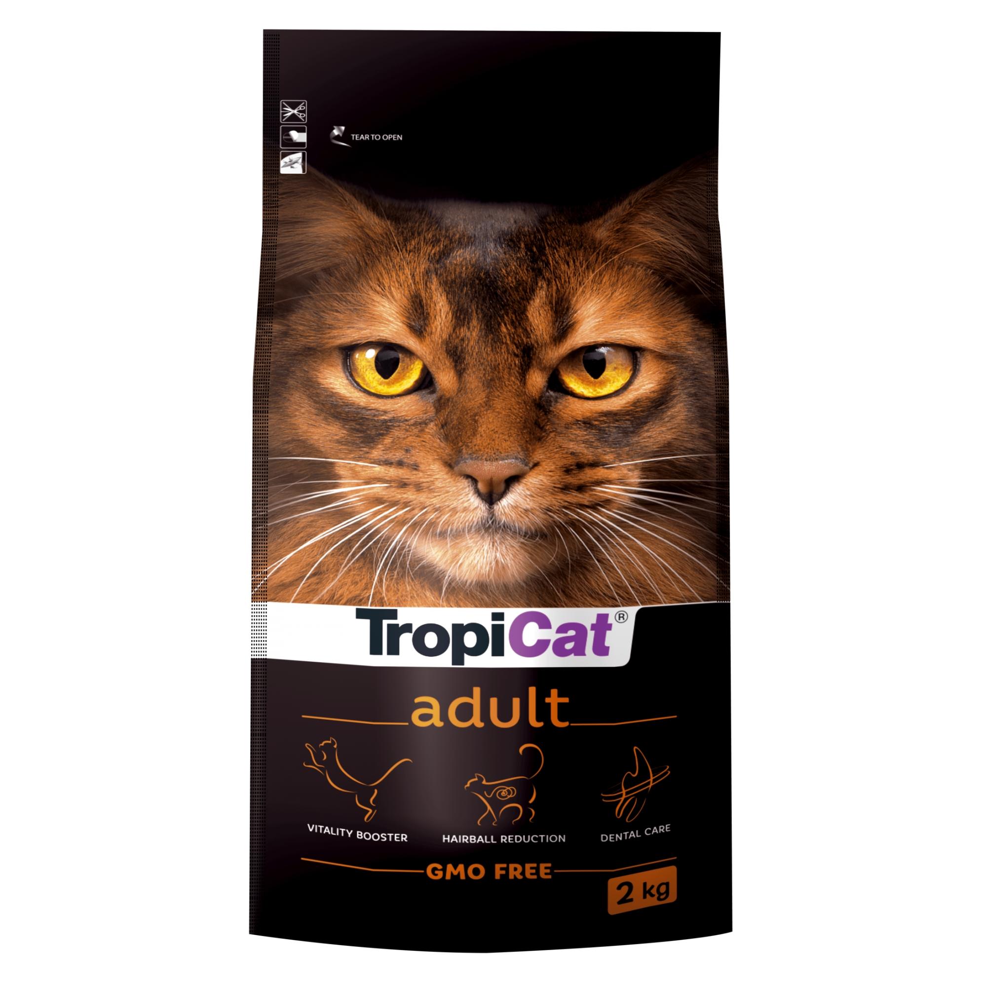 TropiCat Premium Adult - 2 Kg