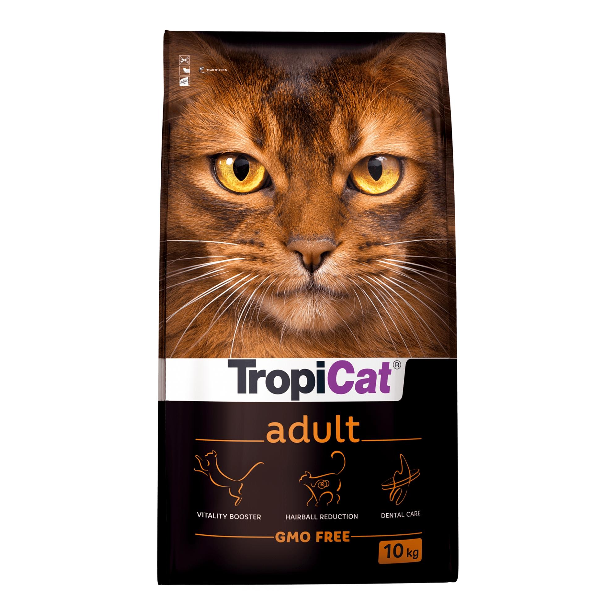 TropiCat Premium Adult - 10 Kg