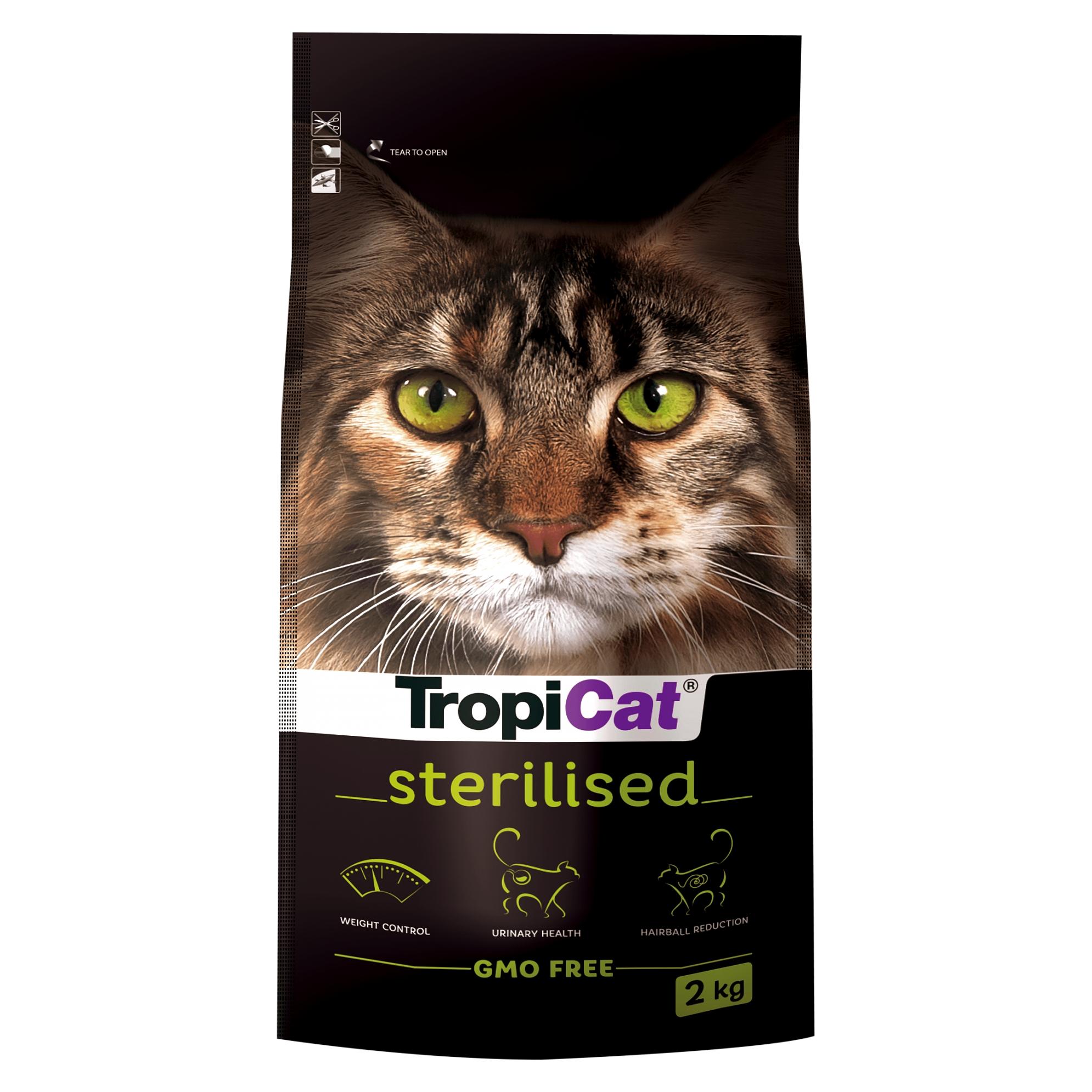 Tropicat Premium Sterilised - 2 Kg