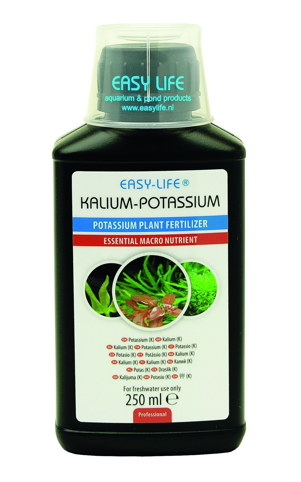 Easy-Life Kalium - Pottasium (Draslík) - 250 ml