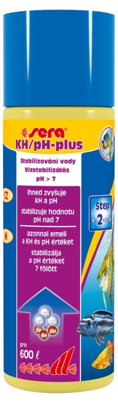 Sera KH/pH-plus - 100 ml