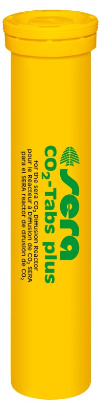 Sera CO2 tabs plus - 20ks