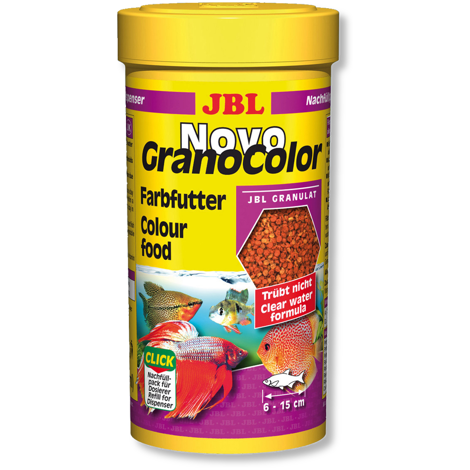JBL NovoGranoColor náplň - 250ml